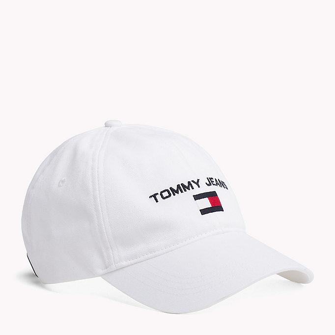 TOMMY JEANS 90s Style Soft Baseball Cap - SAFETY YELLOW - TOMMY JEANS Women - main image