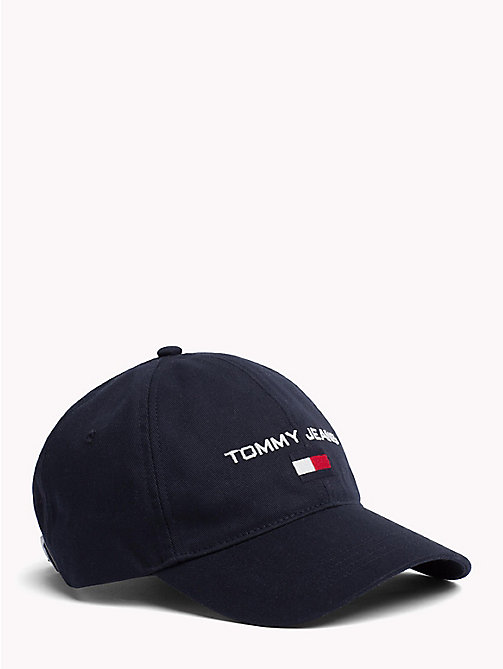 TOMMY JEANS Weiches 90s Baseballcap - PEACOAT - TOMMY JEANS TOMMY JEANS Capsule - main image