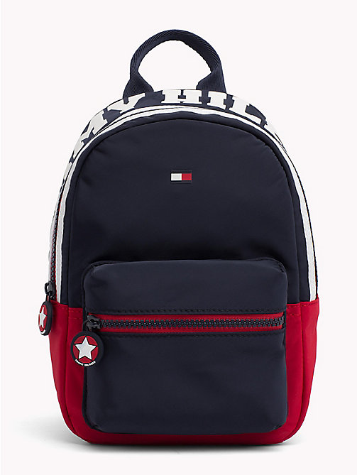 TOMMY HILFIGER Kids TH Varsity Backpack - CORPORATE - TOMMY HILFIGER Shoes & Accessories - main image
