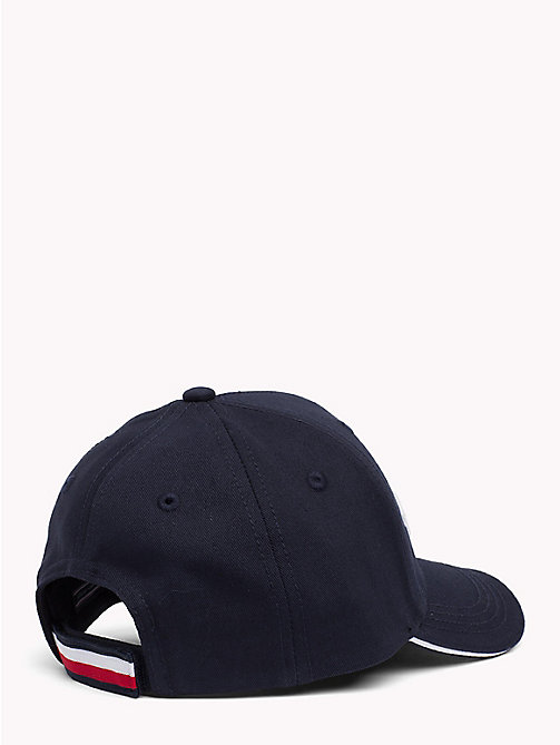 TOMMY HILFIGER UNISEX TOMMY CAP - TOMMY NAVY - TOMMY HILFIGER Shoes & Accessories - detail image 1