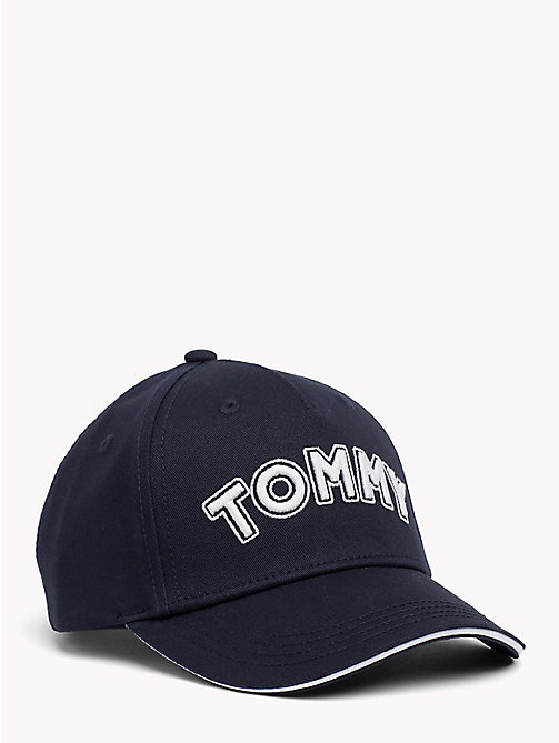 TOMMY HILFIGER UNISEX TOMMY CAP - TOMMY NAVY - TOMMY HILFIGER Chaussures & Accessoires - image principale