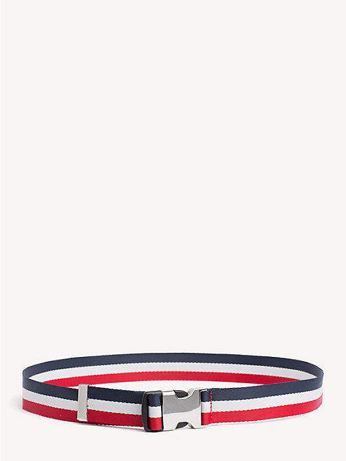 TOMMY JEANS Tommy Jeans Logo Webbing Belt - CORPORATE - TOMMY JEANS Shoes & Accessories - main image