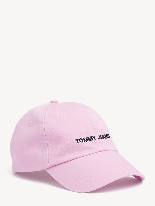 TOMMY JEANS Tommy Jeans Sport Cap - LILAC CHIFFON - TOMMY JEANS Shoes & Accessories - main image