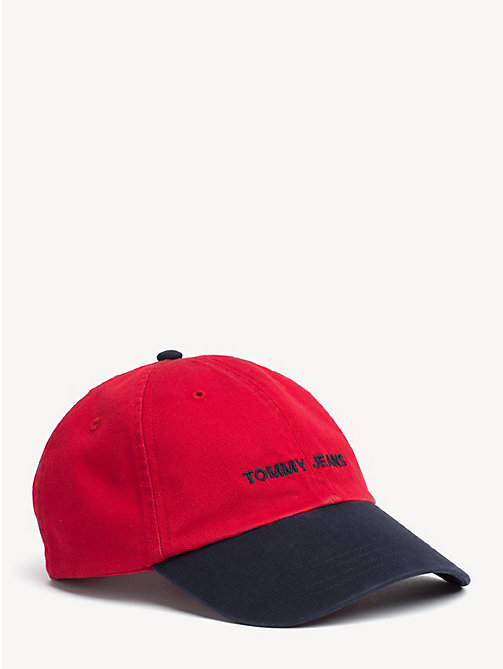 TOMMY JEANS Tommy Jeans Sport Cap - COPORATE MIX - TOMMY JEANS Shoes & Accessories - main image