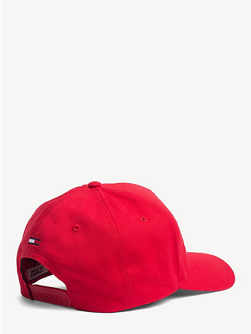 TOMMY JEANS Cotton Tommy Jeans Logo Cap - SAMBA - TOMMY JEANS Shoes & Accessories - detail image 1