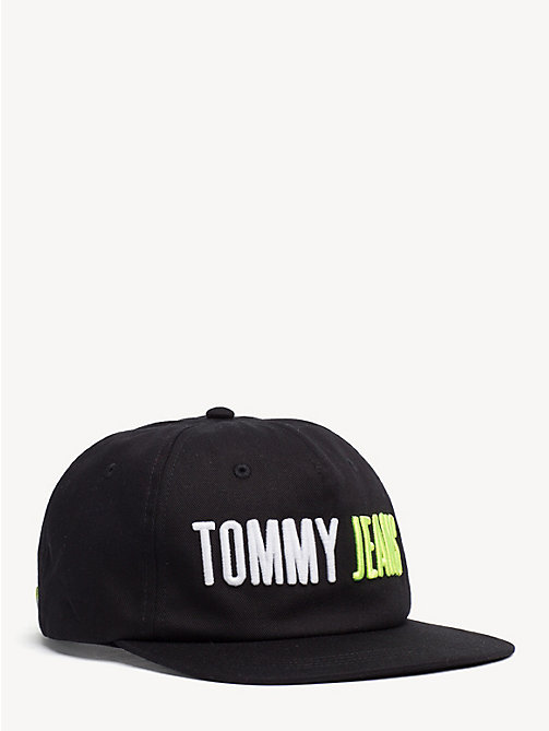 TOMMY JEANS Tommy Jeans Logo Cap - BLACK - TOMMY JEANS Shoes & Accessories - main image