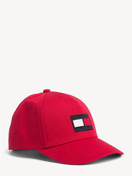 9f0b070bcb TOMMY HILFIGERKids  Flag Baseball Cap