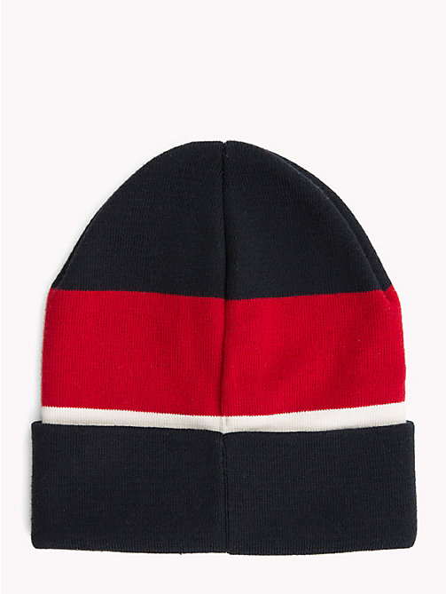 TOMMY HILFIGER Kids' Signature Beanie - CORPORATE - TOMMY HILFIGER Shoes & Accessories - detail image 1