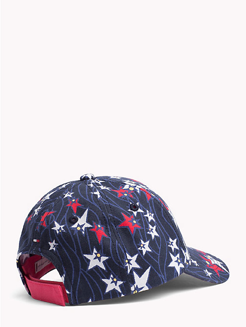 TOMMY HILFIGER Kids' Star Baseball Cap - STARS PRINT - TOMMY HILFIGER Shoes & Accessories - detail image 1