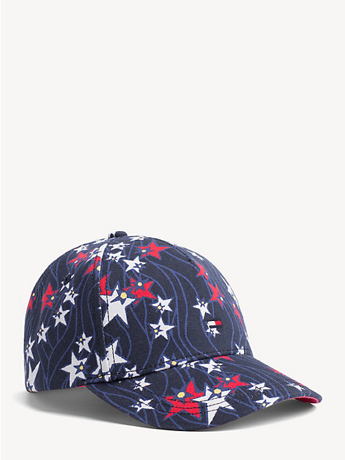 TOMMY HILFIGER Kids' Star Baseball Cap - STARS PRINT - TOMMY HILFIGER Shoes & Accessories - main image
