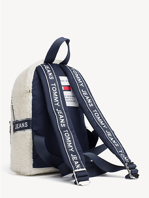 TOMMY JEANS Micro Logo Tape Backpack - PUMICE STONE - TOMMY JEANS Shoes & Accessories - detail image 1