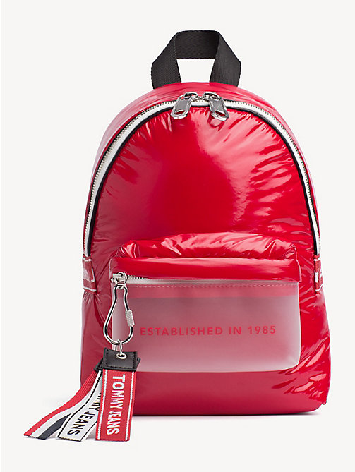 TOMMY JEANS Small Logo Tape Backpack - SAMBA - TOMMY JEANS Shoes & Accessories - main image