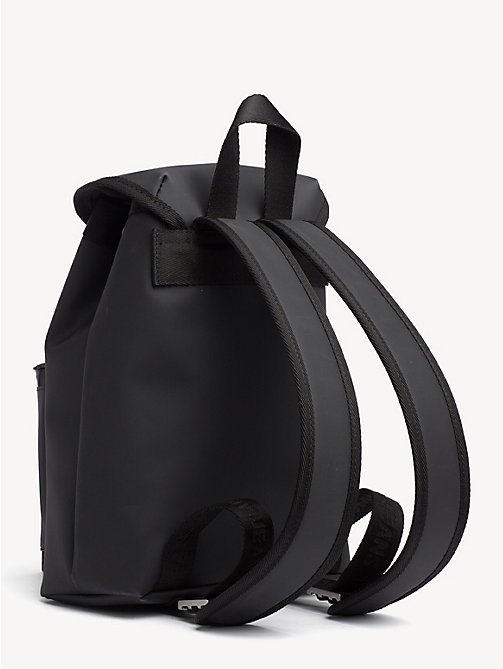 TOMMY JEANS Tommy Jeans Heritage Small Backpack - BLACK - TOMMY JEANS Shoes & Accessories - detail image 1