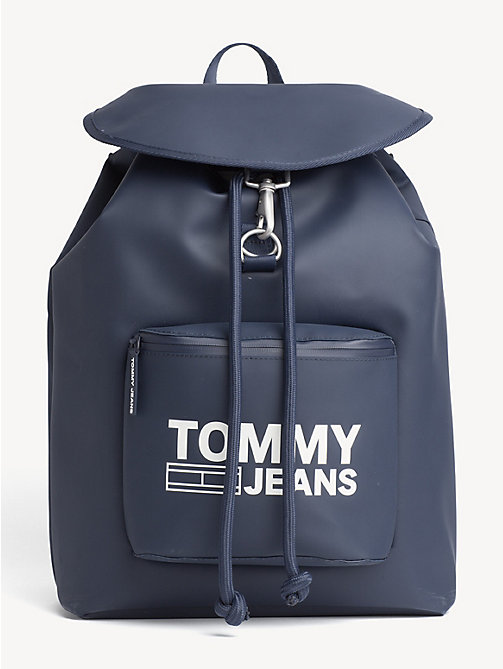 TOMMY JEANS Tommy Jeans Heritage Backpack - BLACK IRIS - TOMMY JEANS Shoes & Accessories - main image