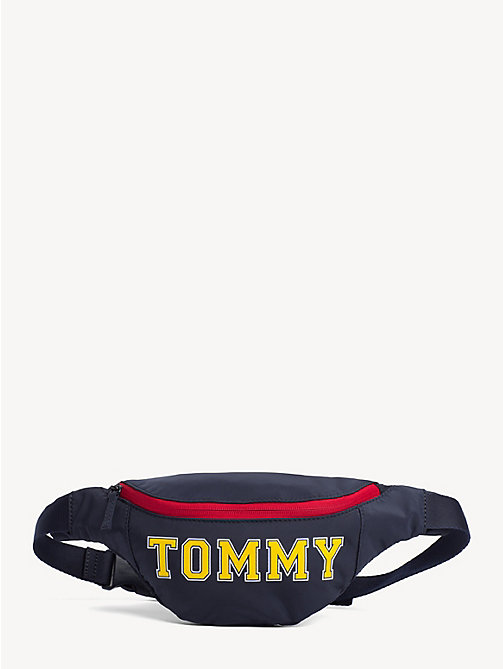 TOMMY HILFIGER Kids' Signature Bumbag - TOMMY NAVY -  Shoes & Accessories - main image
