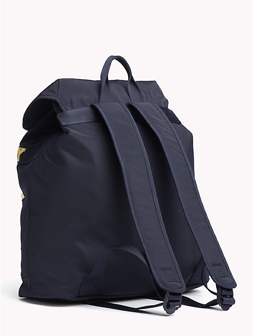TOMMY HILFIGER Kids' Signature Backpack - TOMMY NAVY - TOMMY HILFIGER Shoes & Accessories - detail image 1