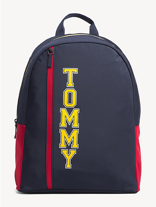 TOMMY HILFIGER Kids' Signature Backpack - TOMMY NAVY - TOMMY HILFIGER Shoes & Accessories - main image