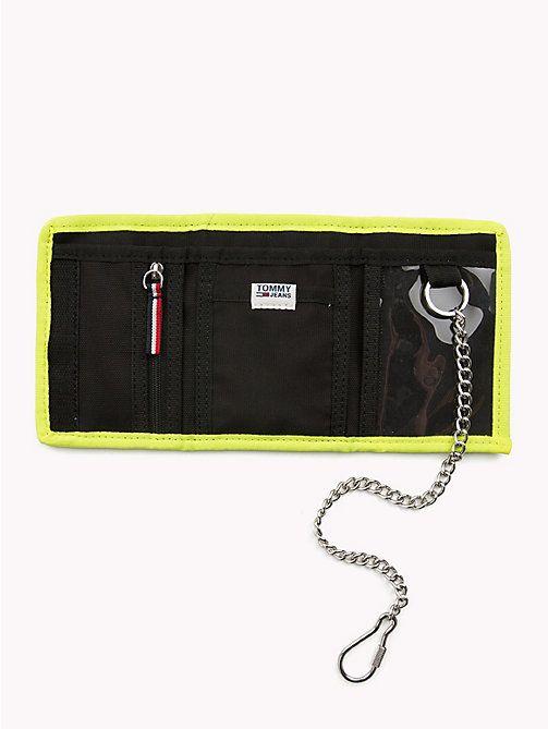 TOMMY JEANS Tommy Jeans Trifold Wallet - BLACK -  Shoes & Accessories - detail image 1