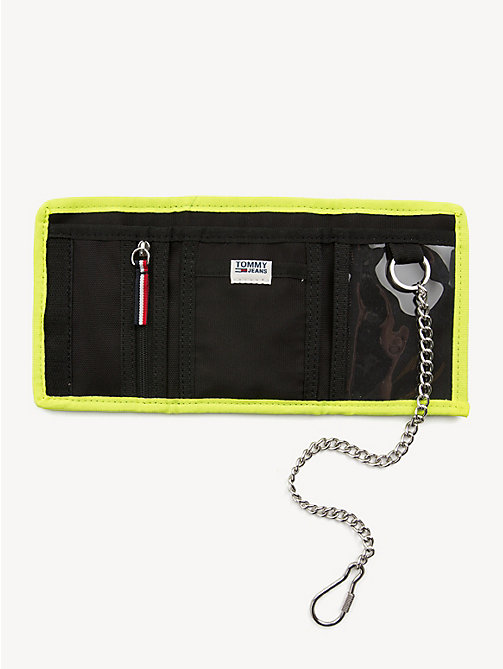 TOMMY JEANS Tommy Jeans Trifold Wallet - BLACK - TOMMY JEANS Shoes & Accessories - detail image 1