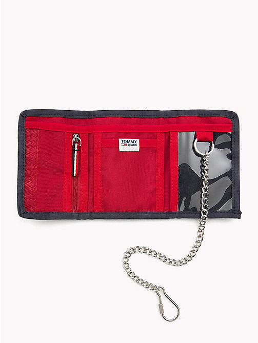 TOMMY JEANS Tommy Jeans Trifold Wallet - CORPORATE -  Shoes & Accessories - detail image 1