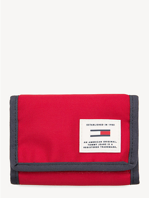 TOMMY JEANS Tommy Jeans Trifold Wallet - CORPORATE - TOMMY JEANS Shoes & Accessories - main image