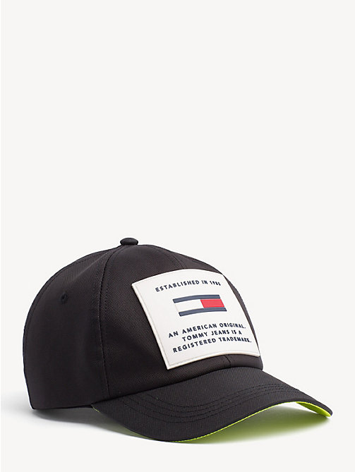 TOMMY JEANS Tommy Jeans Baseball Cap - BLACK - TOMMY JEANS Shoes & Accessories - main image