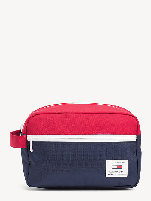 TOMMY JEANS Tommy Jeans Original Washbag - CORPORATE - TOMMY JEANS Shoes & Accessories - main image