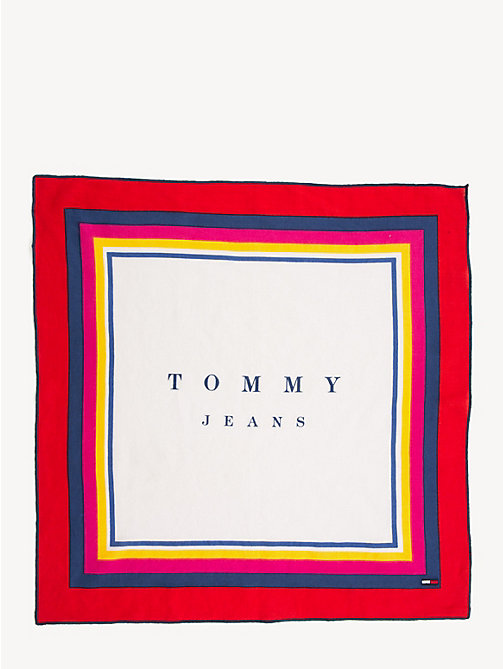 TOMMY JEANS Tommy Jeans Rainbow Bandana - RAINBOW - TOMMY JEANS Shoes & Accessories - detail image 1