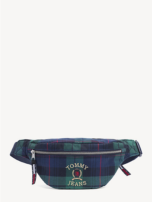 TOMMY JEANS 6.0 Crest Plaid Bumbag - PLAID CHECK - TOMMY JEANS TOMMY JEANS Capsule - main image