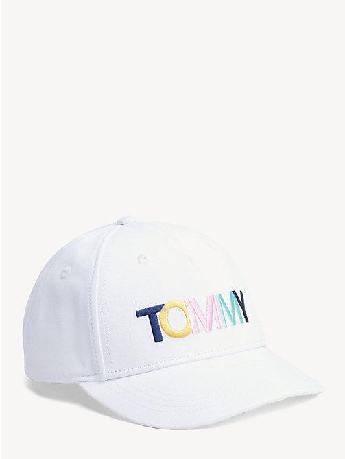 TOMMY HILFIGERGorra de béisbol con logo para niños 16ab6facb66