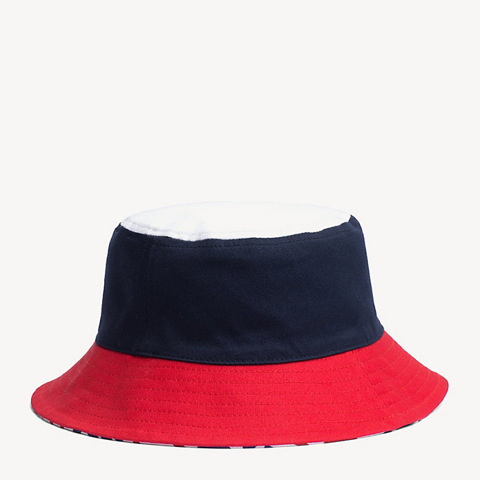 775991bb37886f Kids' Reversible Bucket Hat | CORPORATE | Tommy Hilfiger