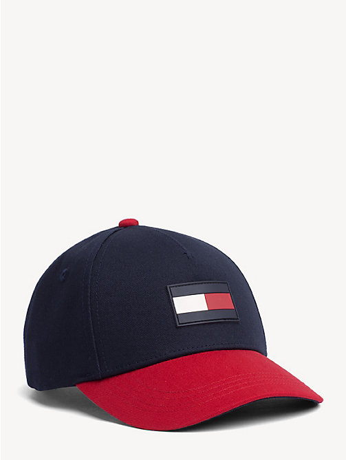 TOMMY HILFIGER Kids Baseball-Cap in Blockfarben - CORPORATE - TOMMY HILFIGER Schuhe & Accessoires - main image