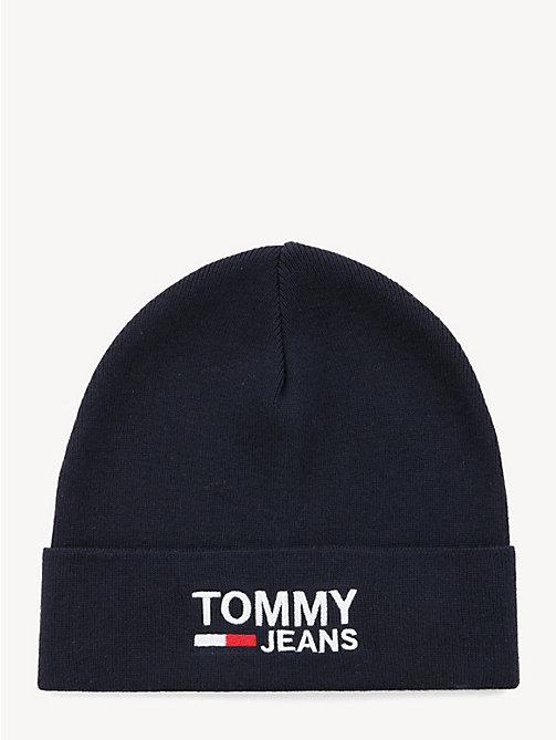 TOMMY JEANSGorro con logo bordado 2626224304a