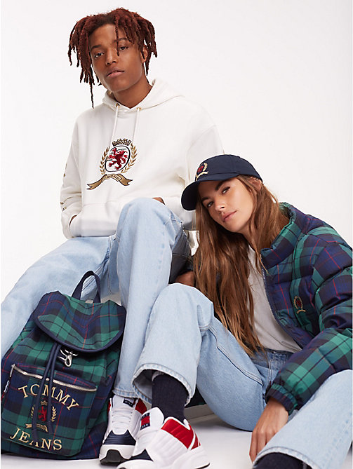 TOMMY JEANS 6.0 Heritage Baseball-Cap mit Wappen - DARK SAPPHIRE - TOMMY JEANS TOMMY JEANS Capsule - main image 1