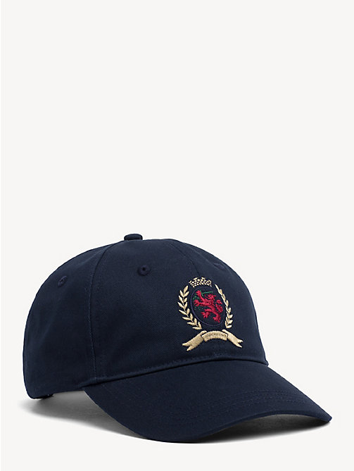 TOMMY JEANS 6.0 Heritage Baseball-Cap mit Wappen - DARK SAPPHIRE - TOMMY JEANS TOMMY JEANS Capsule - main image