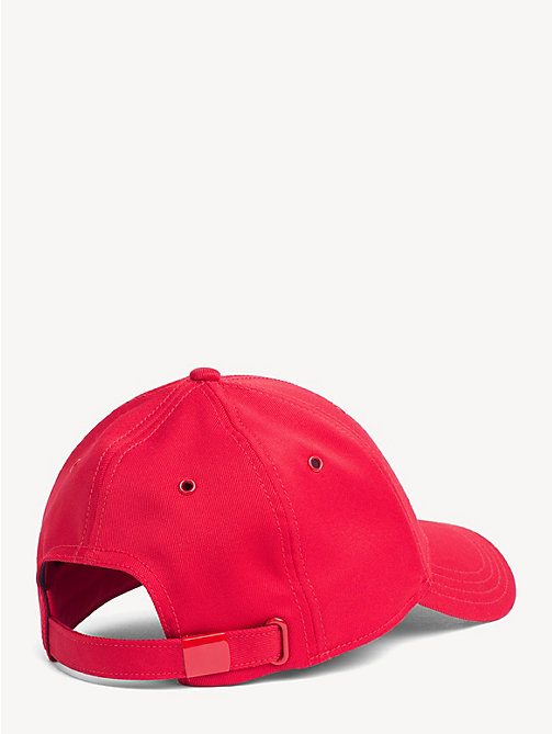 TOMMY SPORT Sport Logo Basic Cap - TOMMY RED - TOMMY SPORT Caps & Beanies - detail image 1