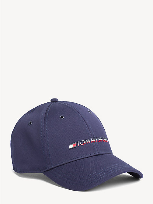 TOMMY SPORT Basic-Cap mit Sport-Logo - CORPORATE - TOMMY SPORT Caps & Mützen - main image