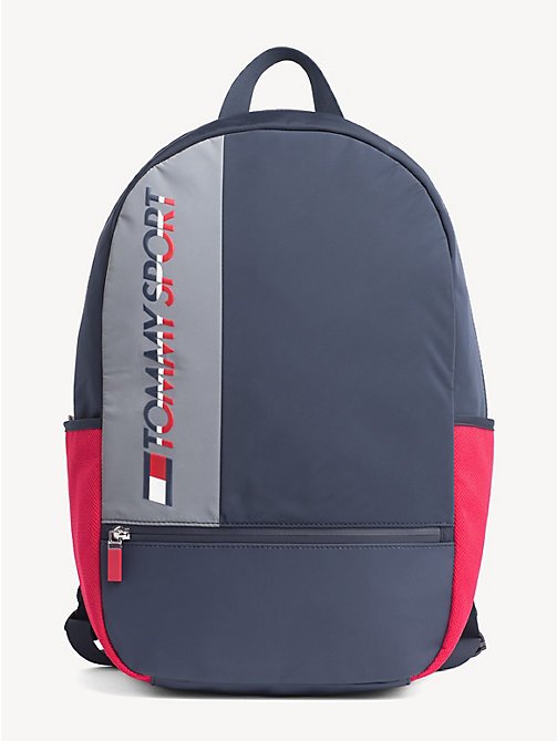 TOMMY SPORT Reflective Panel Backpack - CORPORATE - TOMMY SPORT Backpacks - main image