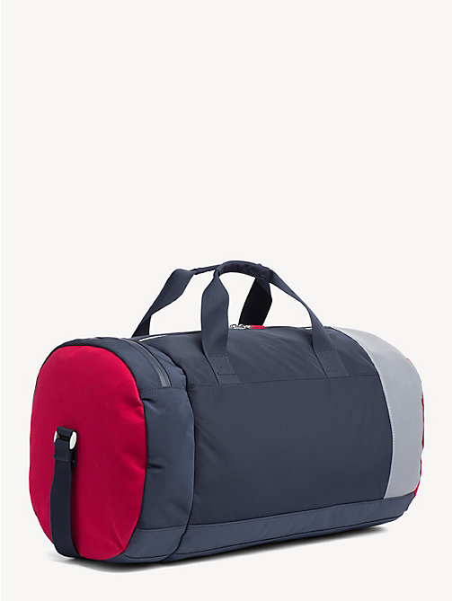 TOMMY SPORT Colour-Blocked Duffel Bag - CORPORATE - TOMMY SPORT Duffle Bags - detail image 1