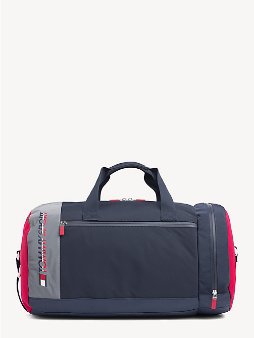 TOMMY SPORT Colour-Blocked Duffel Bag - CORPORATE - TOMMY SPORT Duffle Bags - main image