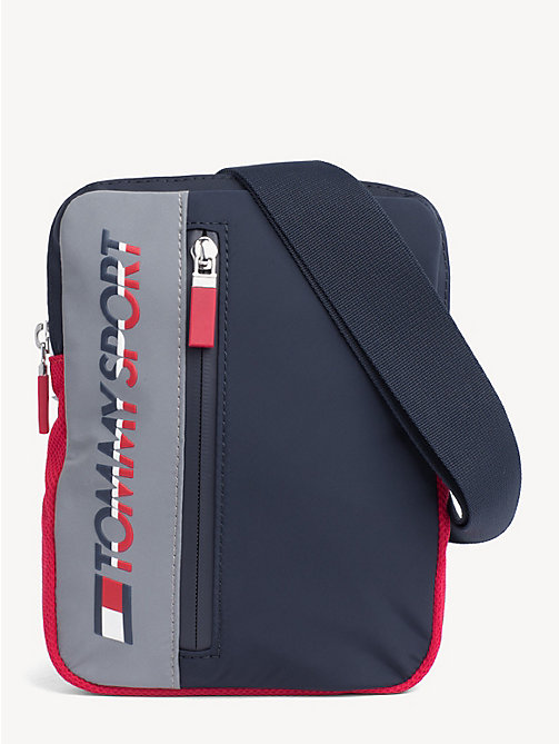 TOMMY SPORT Reflecterende crossbodytas - CORPORATE - TOMMY SPORT Reportertassen - main image