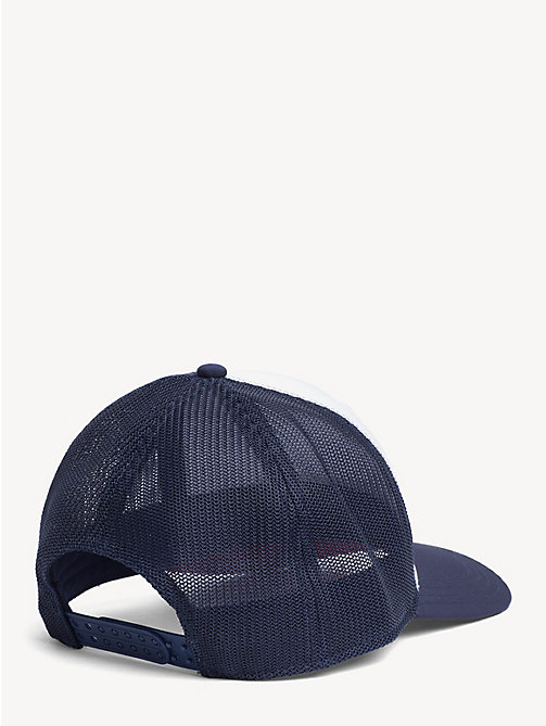 TOMMY SPORT Trucker-Cap mit Mesh - CORPORATE - TOMMY SPORT Caps & Mützen - main image 1
