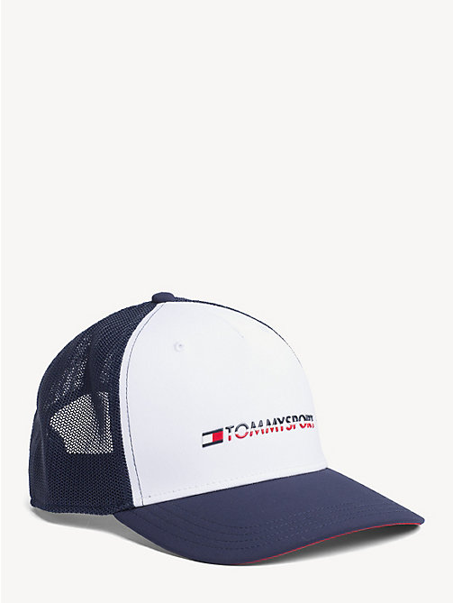 TOMMY SPORT Mesh Trucker Cap - CORPORATE - TOMMY SPORT Caps & Beanies - main image
