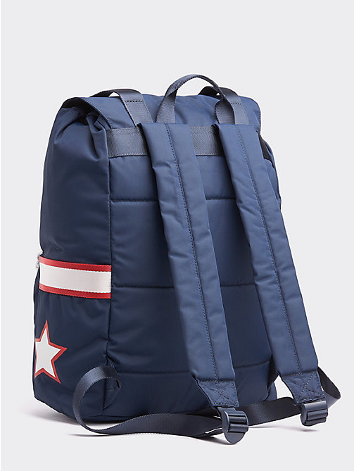 TOMMY SPORT Colour-Blocked Backpack - CORPORATE - TOMMY SPORT Backpacks - detail image 1
