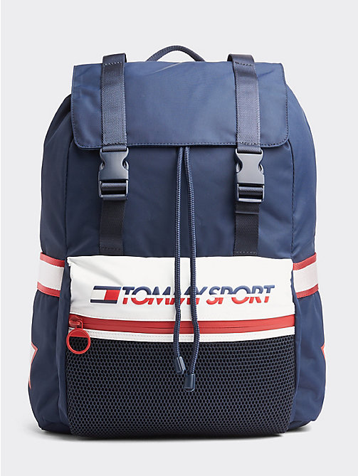 TOMMY SPORT Icon colour-blocked rugzak - CORPORATE - TOMMY SPORT Rugzakken - main image