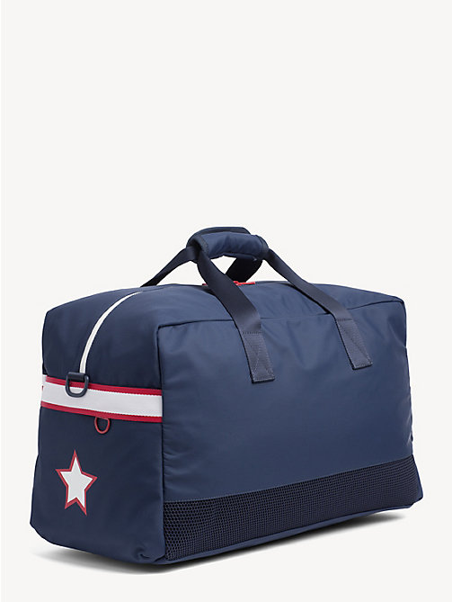 TOMMY SPORT Icon Star Print Duffle Bag - CORPORATE - TOMMY SPORT Duffle Bags - detail image 1