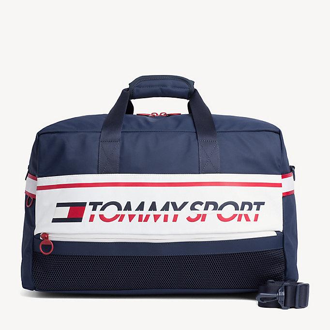 0dfacf7c Icon Star Print Duffle Bag | CORPORATE | Tommy Hilfiger