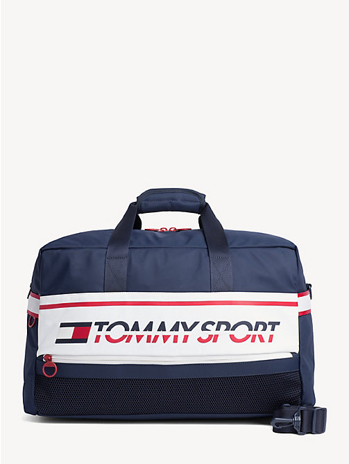 TOMMY SPORT Icon Star Print Duffle Bag - CORPORATE - TOMMY SPORT Duffle Bags - main image