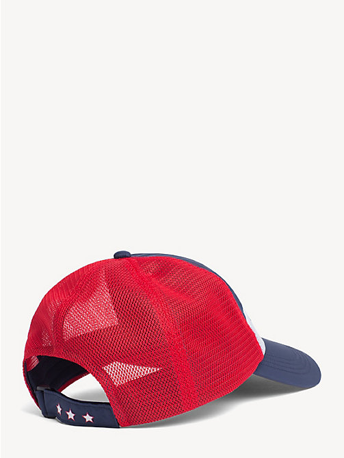 TOMMY SPORT Icon Mesh Cap - CORPORATE - TOMMY SPORT Caps & Beanies - detail image 1