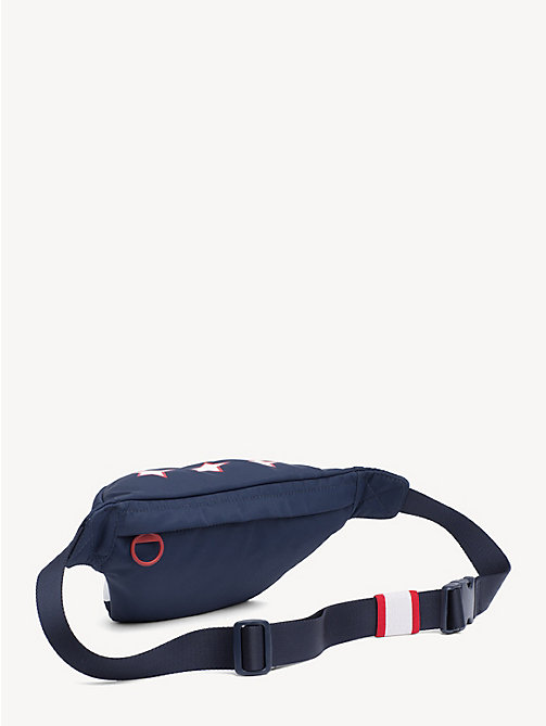 TOMMY SPORT Icon Star Print Bumbag - CORPORATE - TOMMY SPORT Crossbody Bags - detail image 1